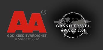 Prisvinnande resebyrå-naturresor-Annelie-Utter- ekoturism grand travel award