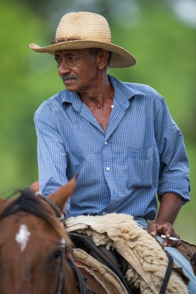 Fotografera Cowboys Brasilien