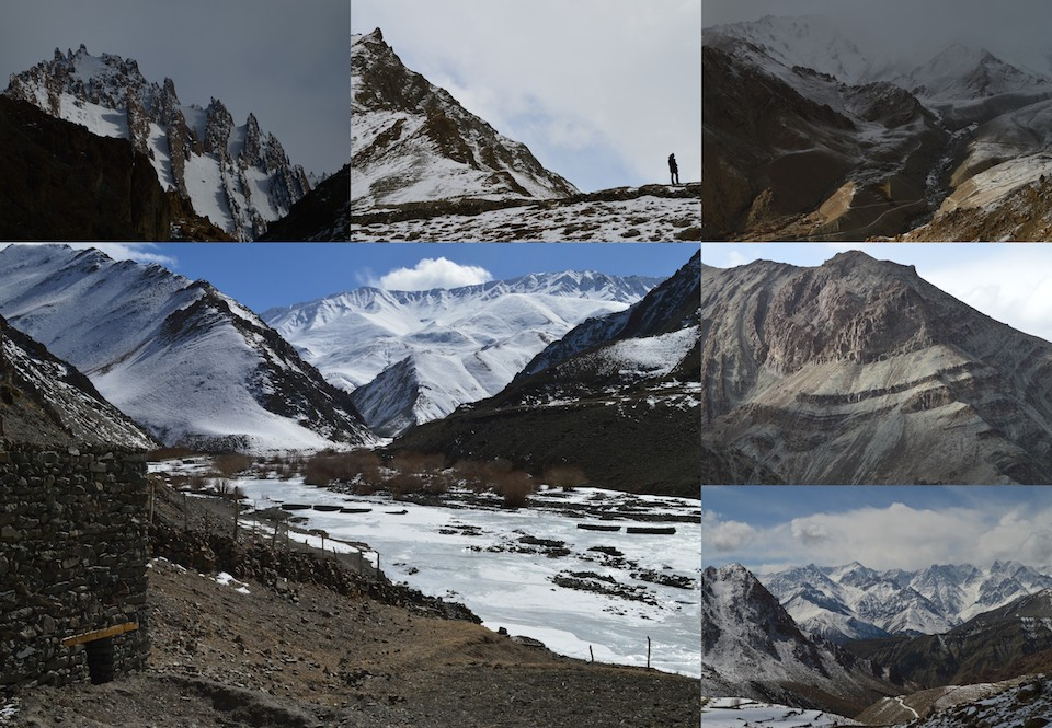 Ladakh - Berg