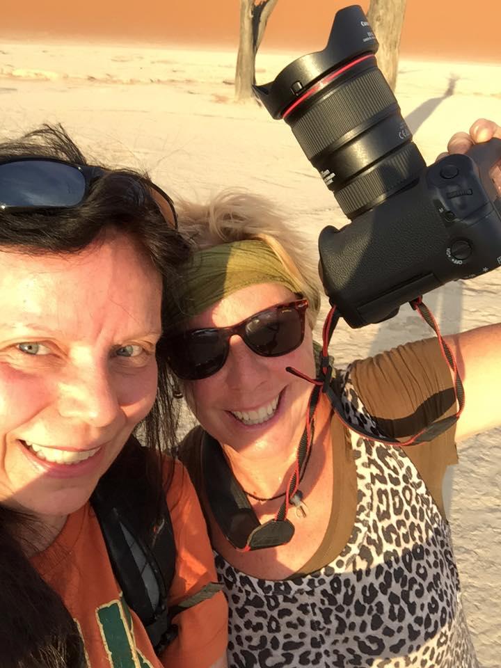 Ökenfotografering-Dune 45-Sossusvlei