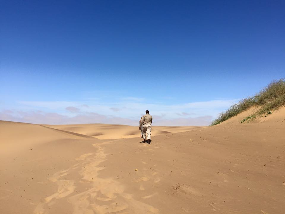 Sand sand Skeleton-Coast-National-Park
