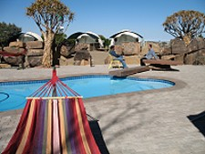 Quivertree Forest Rest Camp