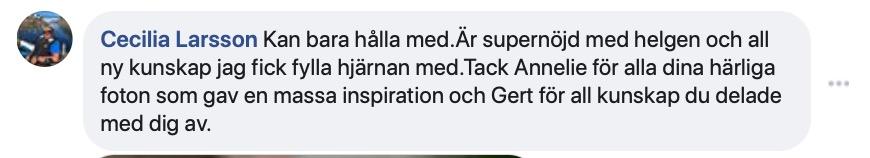 Fotokurs helg kungälv